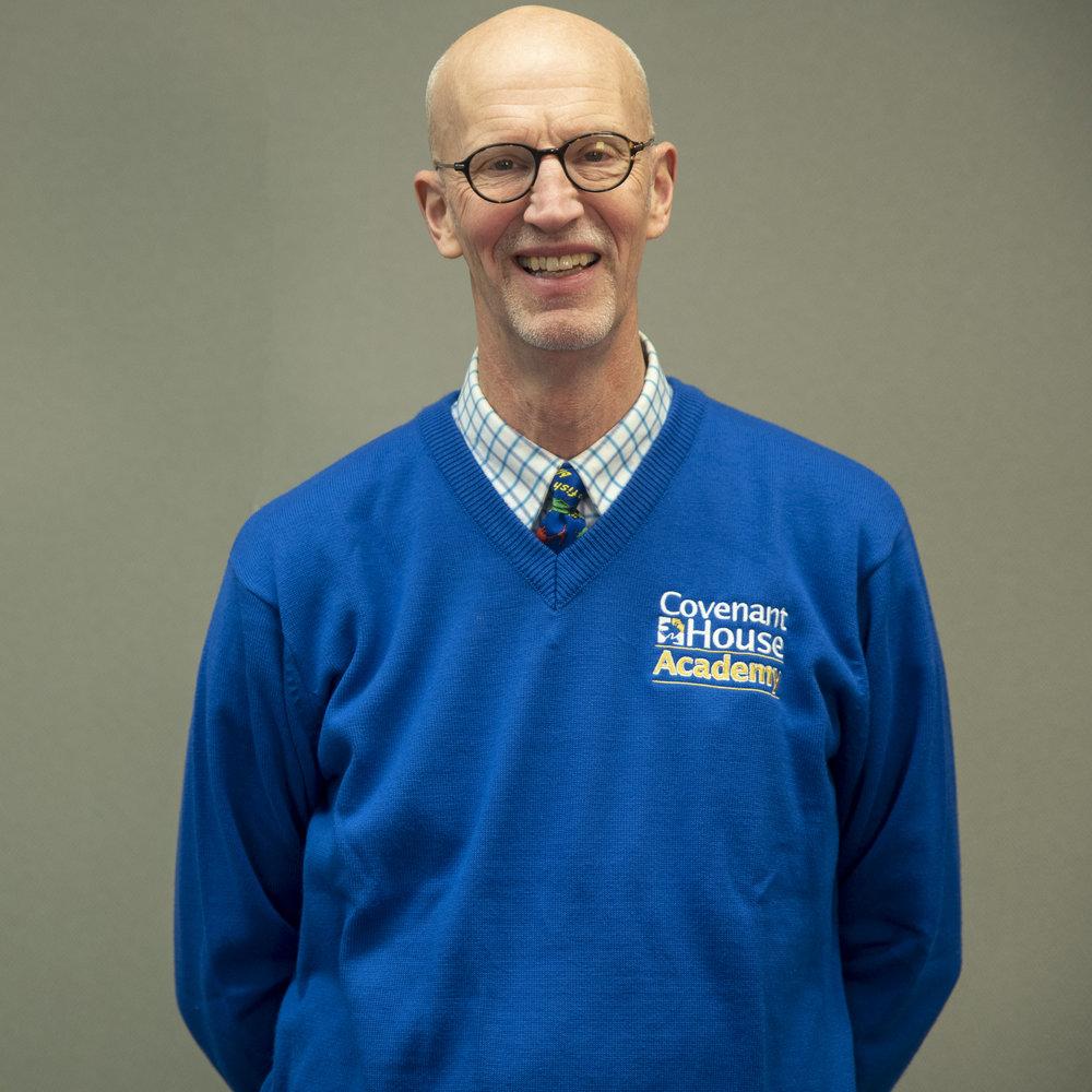 David Baas - Special Educationdbaas@chayvs.org