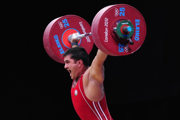 Intiqam Zairov, Day 8, London Olympics // photo Getty Images