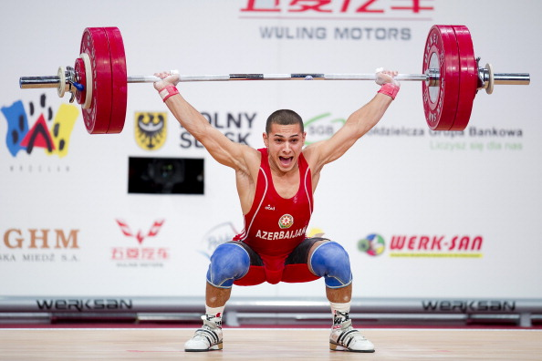 IWF World Weightlifting Championships