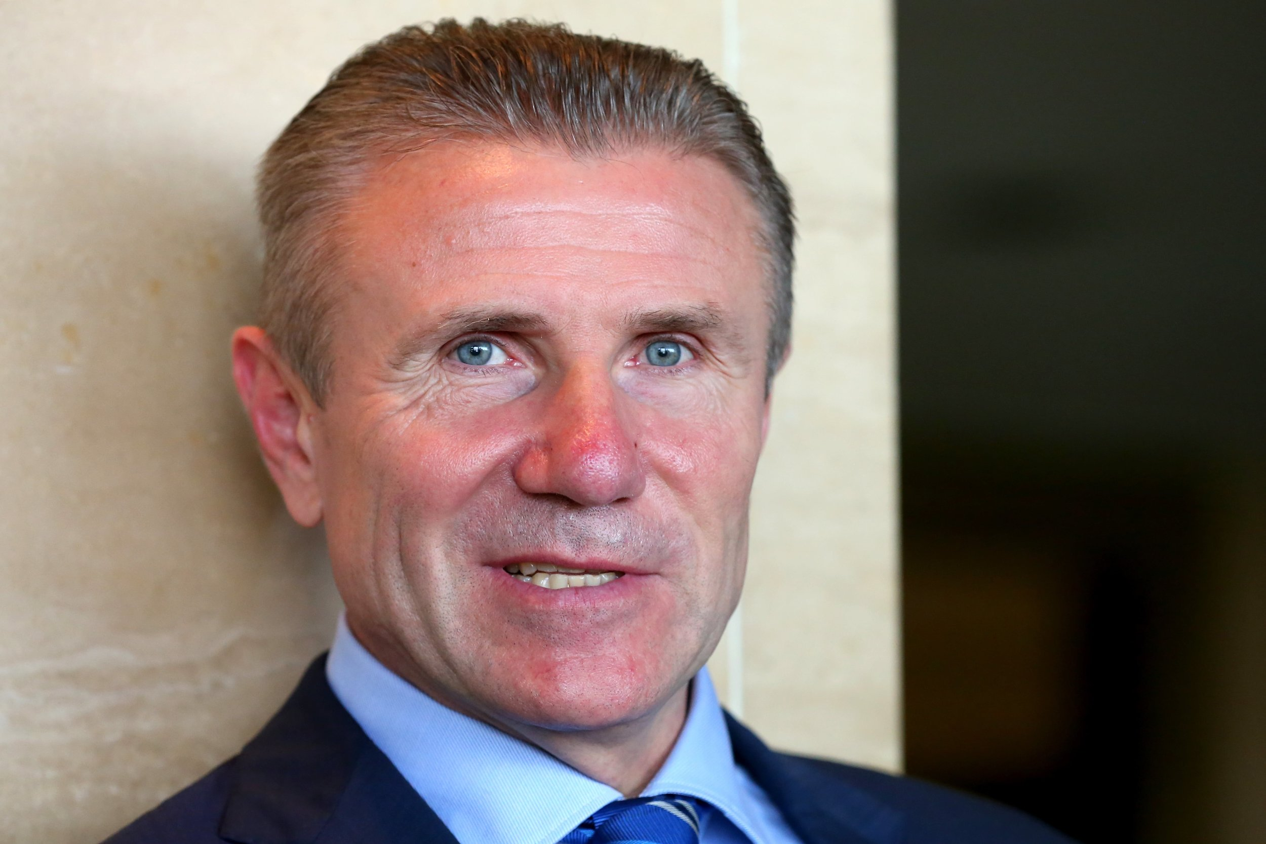 Sergey Bubka, presidential runner-up, IAAF vice president //  Getty Images