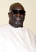 Papa Massata Diack pictured last February in Senegal // Getty Images