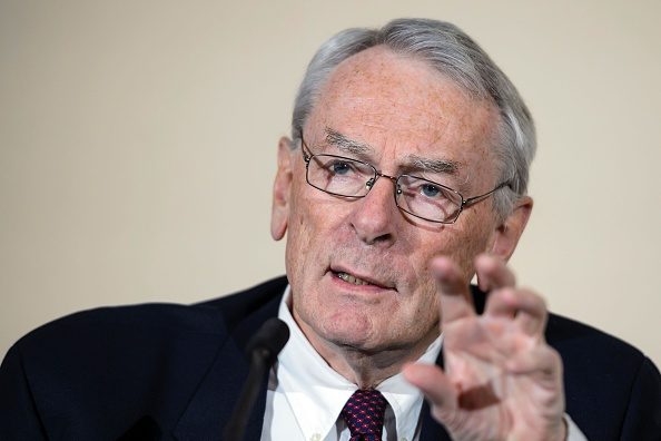 Dick Pound, head of the three-member WADA-appointed independent commission // Getty Images