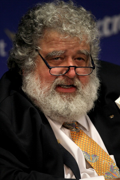 Chuck Blazer, once a senior soccer executive // Getty Images