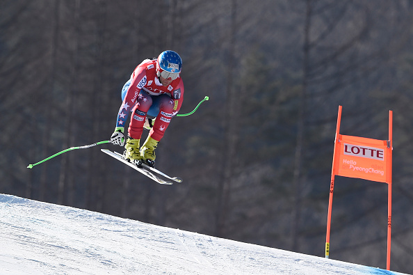 American Steven Nyman took third // photo Getty Images