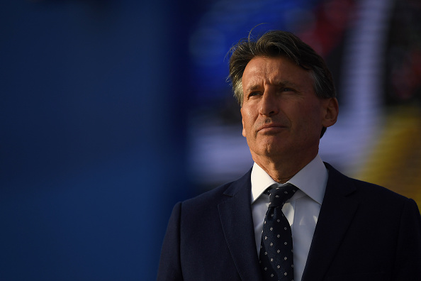 IAAF president Seb Coe, here at the European championships earlier this month, attended Monday's CAS hearing // Getty Images