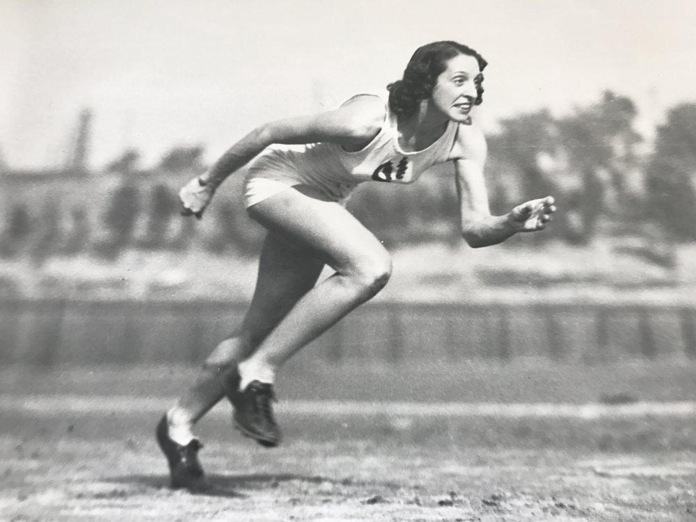 Bunny Seawright in 1932