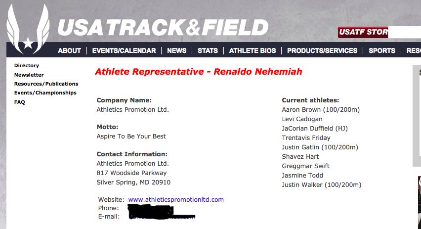 Renaldo - USATF   Athlete Representatives.png