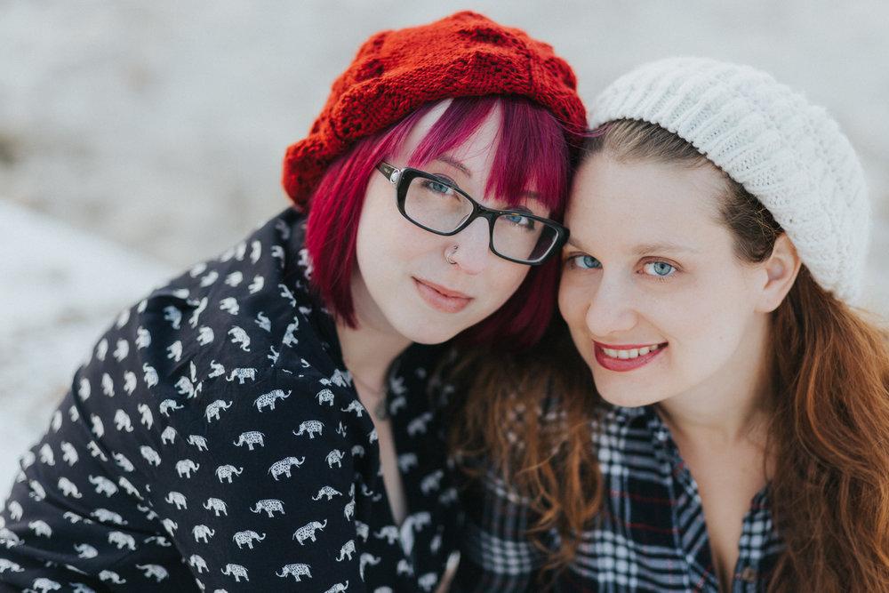 Best Friends Portrait Photography - Victoria Way Photography