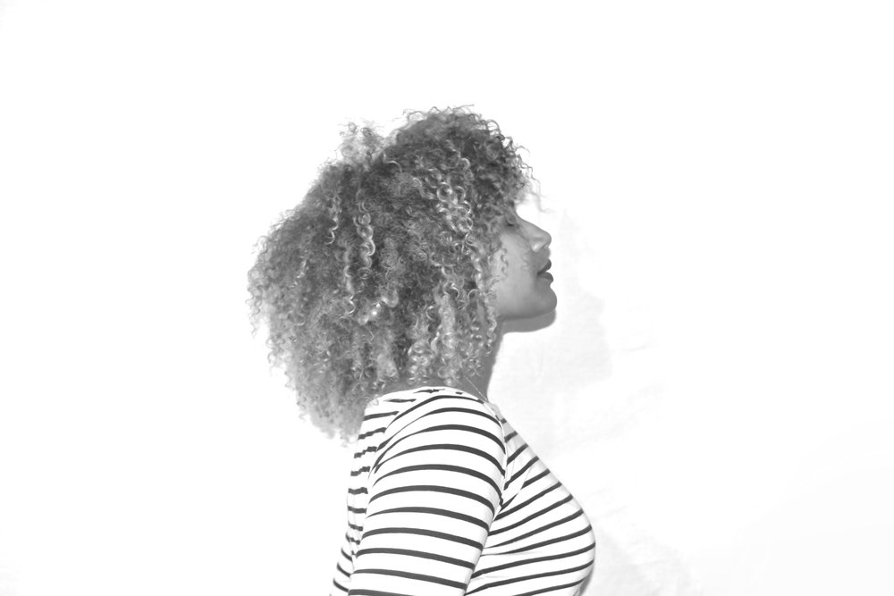 The Fro - A simple wash-and-go. You can never go wrong with this. Using a styling gel-oil or leave-in conditioner before you head into the office and rock this fro like the bad gal that you are!
