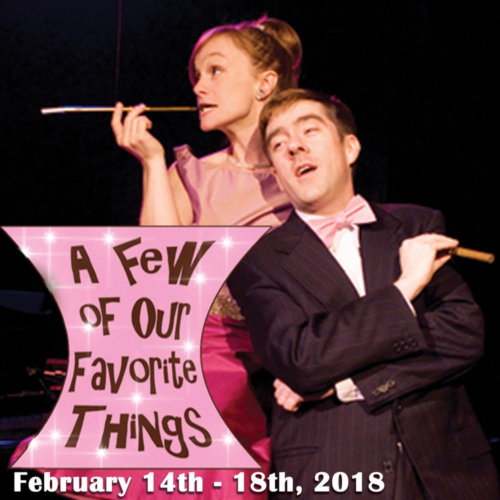 Starring Jennifer Childs & Tony Braithwaite