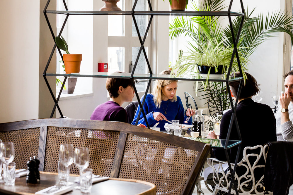 Bourne & Hollingsworth Buildings Café: Clerkenwell's Best Coffee Meeting Location