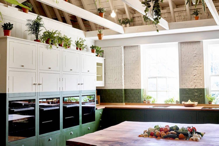 B&H Kitchen - Perfect for private dining for up to16 guests seated, an interactive workshop or weekend brunch, from £500 minimum spend.