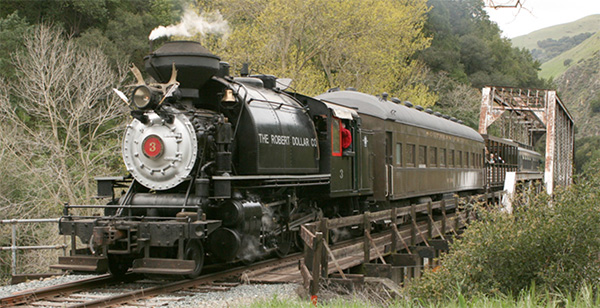 niles canyon railway pleasanton