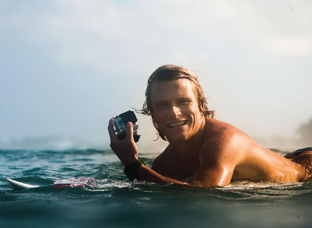 MARK HEALEY - Founder of HWO, Big-Wave Surfer, Spear Fisherman, Free-Diver, Part-time Stuntman