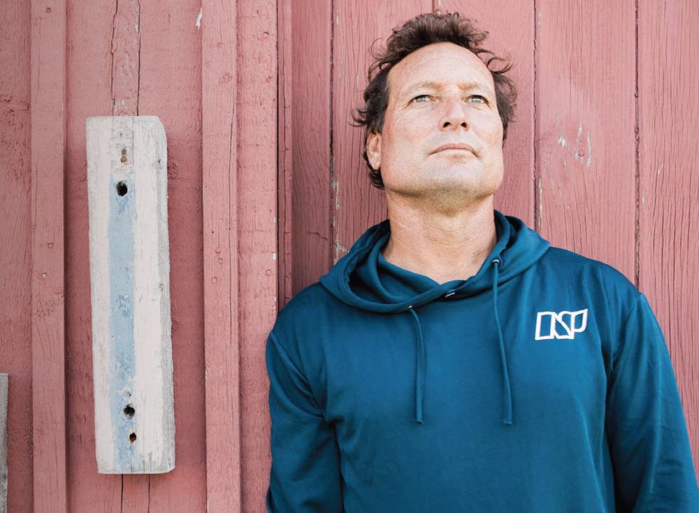 DAVE KALAMA - Big-Wave Surfer, Stand-Up Paddle Surfer, Windsurfer, Outrigger Canoe Racer
