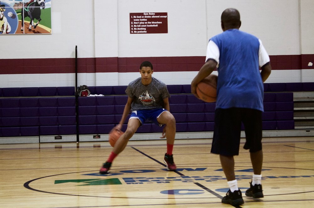 1-ON-1 SESSIONS -