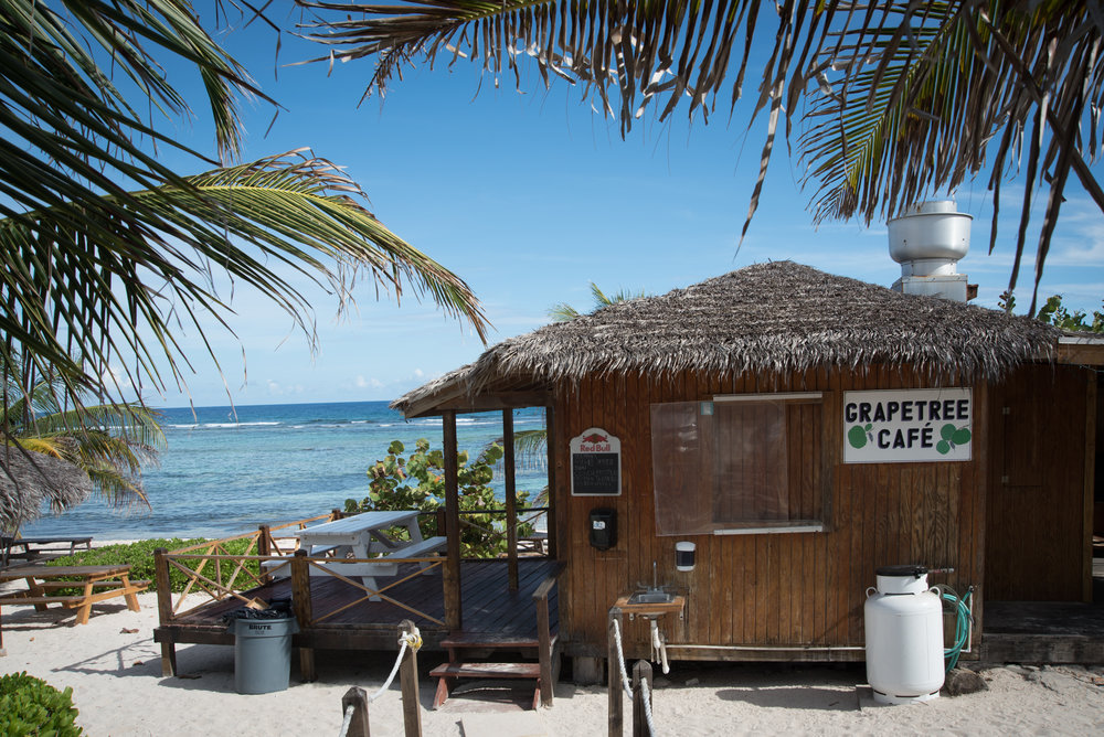Grapetree Cafe | Bodden Town