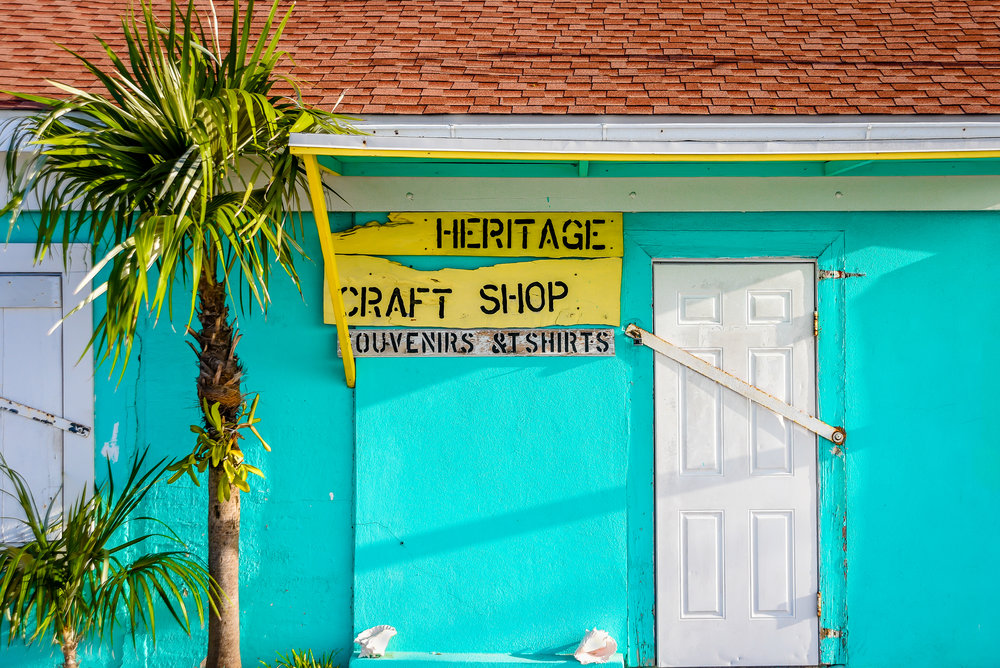 Heritage Gift Shop | West Bay
