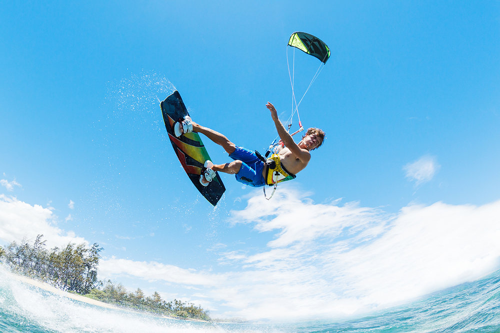 Kite Surfing | Barkers Beach