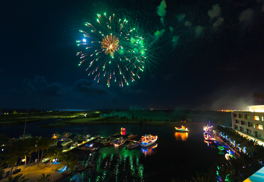 Camana Bay New Year's Eve