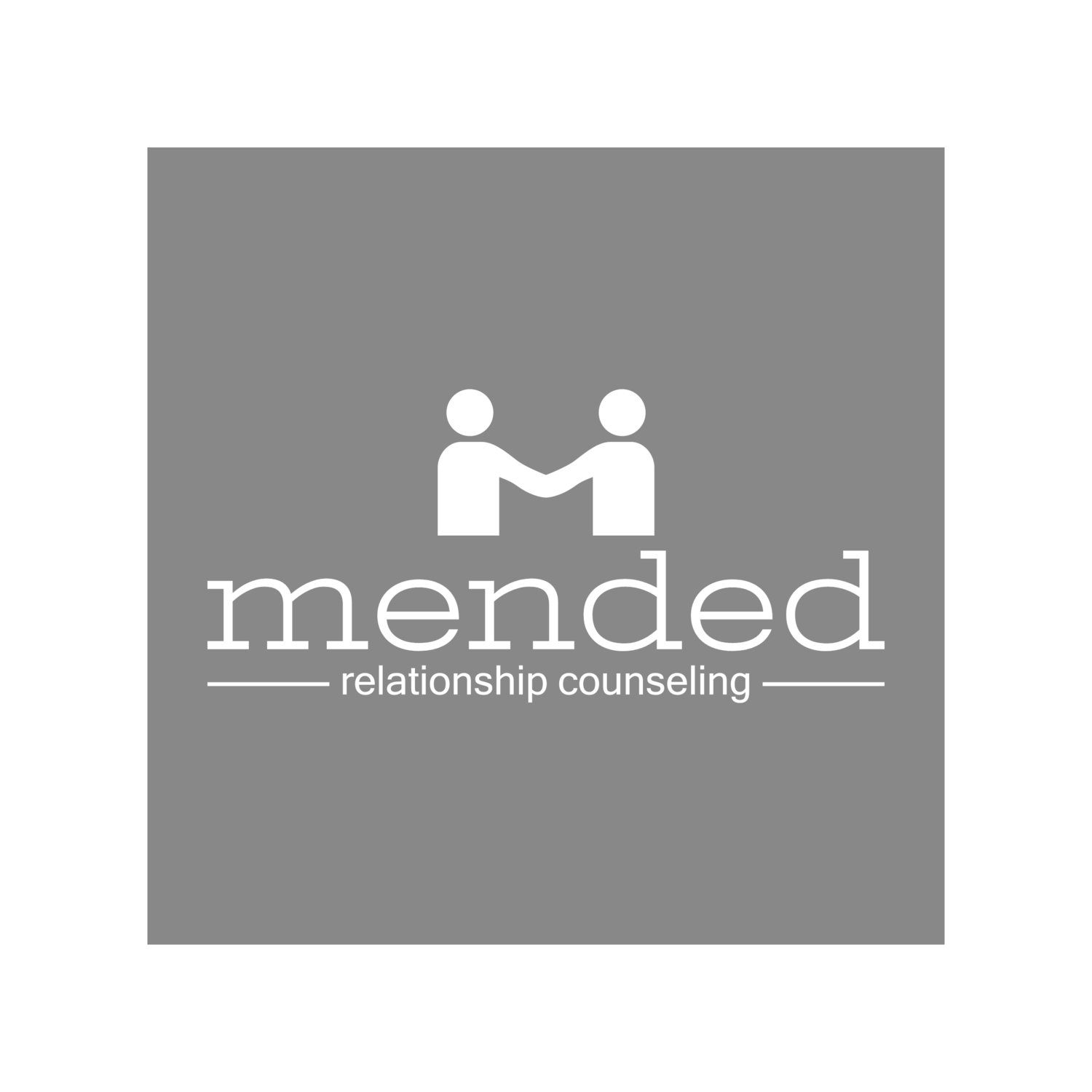 Mended relationship counseling