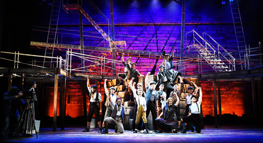 12 - Disney Newsies The Musical - photo by Alicia Donelan.jpg