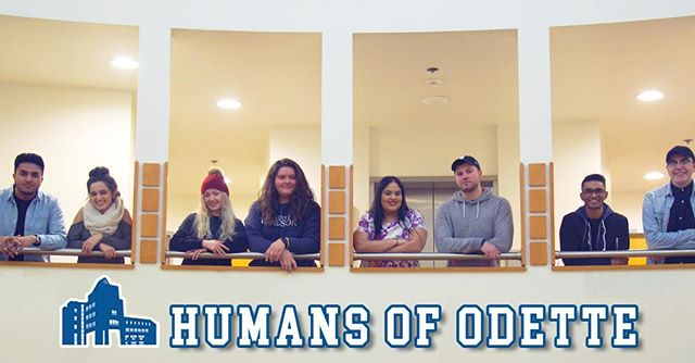 Here at Odette, we pride ourselves on our wide variety of different students, staff and faculty. Through Humans of Odette, we are able to introduce you to a handful of these people. Keep an eye out for our weekly posts on Mondays and Wednesdays, we guarantee you will always be surprised to find out new things about people you see everyday!  #HOO