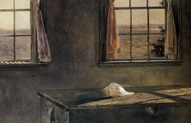 Still Life with Shell by Andrew Wyeth