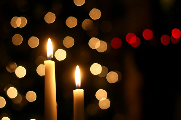christmas eve candlelight service north greenwich congregational church