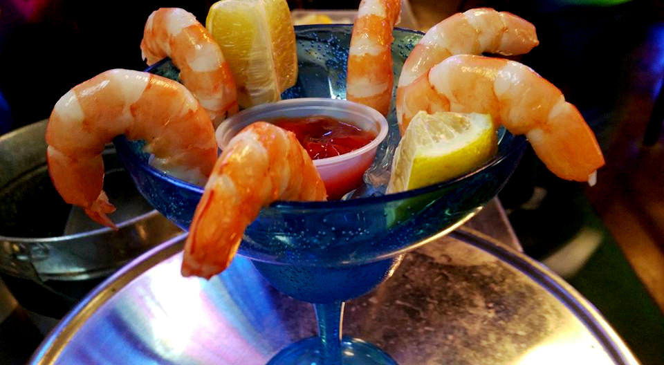 Shrimp Cocktail - Flavors of the Sea