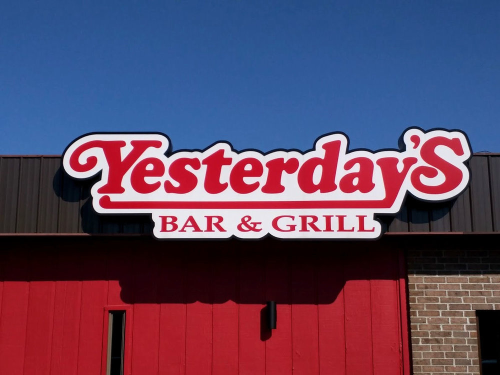 Great Southern Food -  The friendly folks at Yesterday's Restaurant and Bar are a fixture in the town of Morrilton, Arkansas. This casual watering hole serves up classic favorites with a smile.