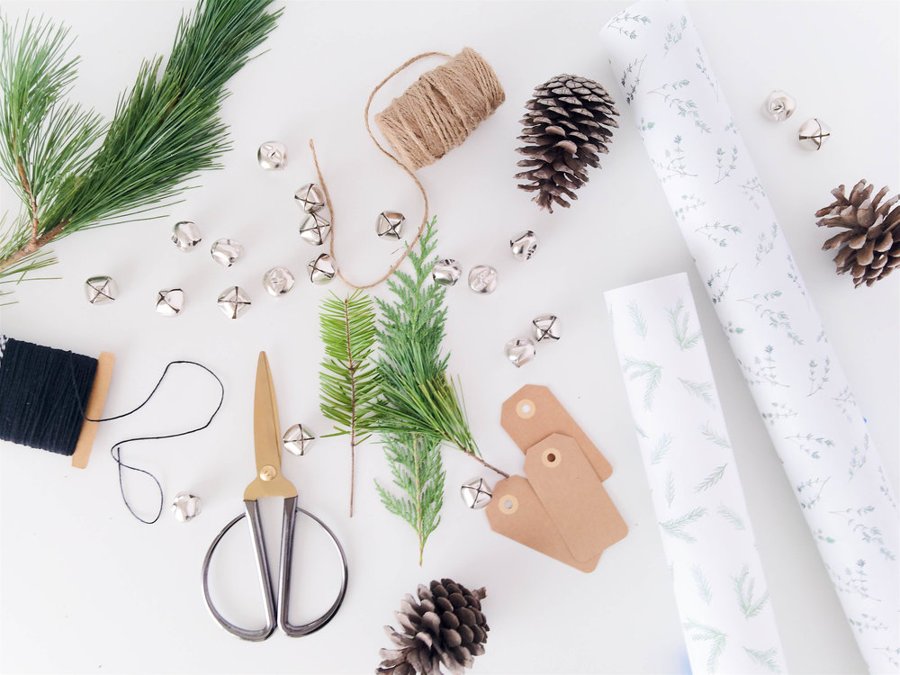 rae + lily holiday gift wrap ideas