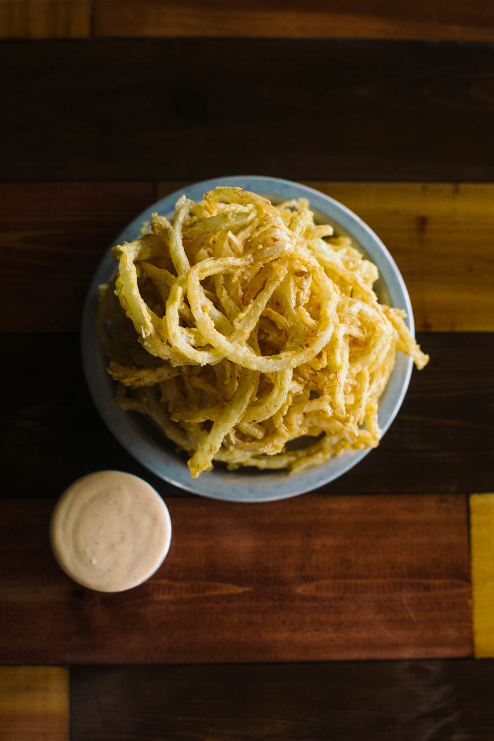 Onion Strings