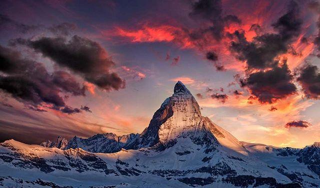 Matterhorn, here I come.