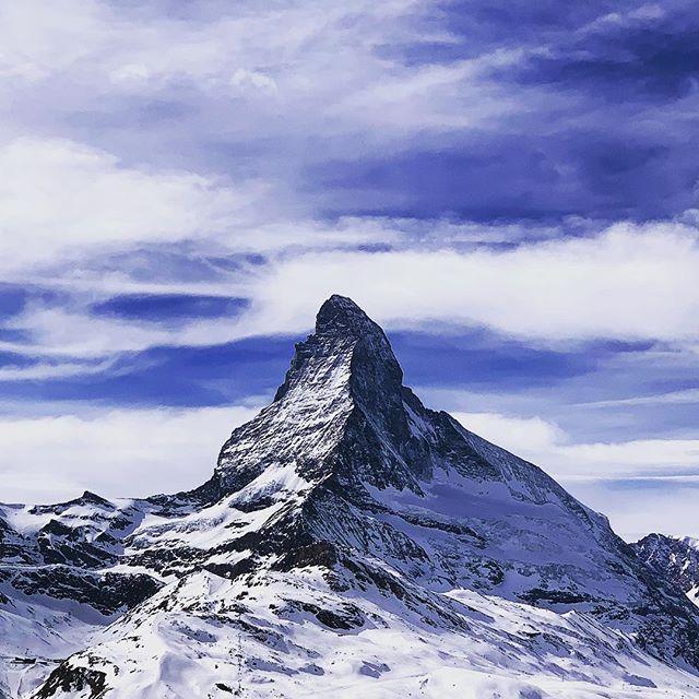 Bye, Matterhorn!