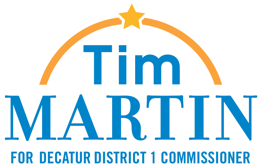 Tim Martin for Decatur
