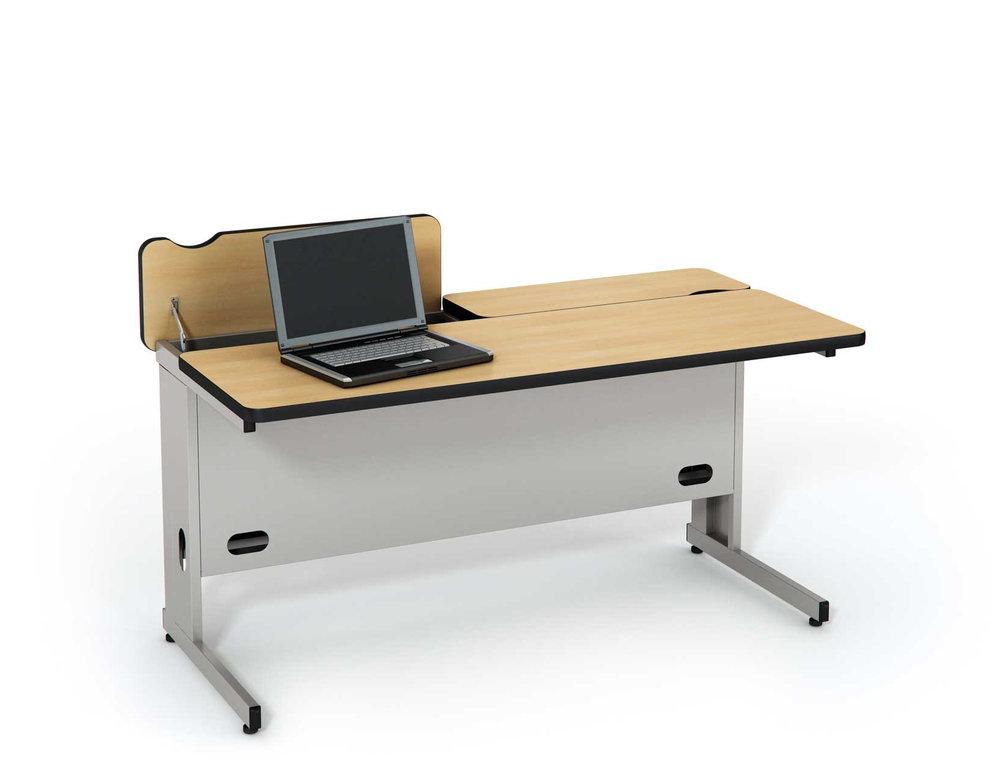 Hide-Away Laptop Table -