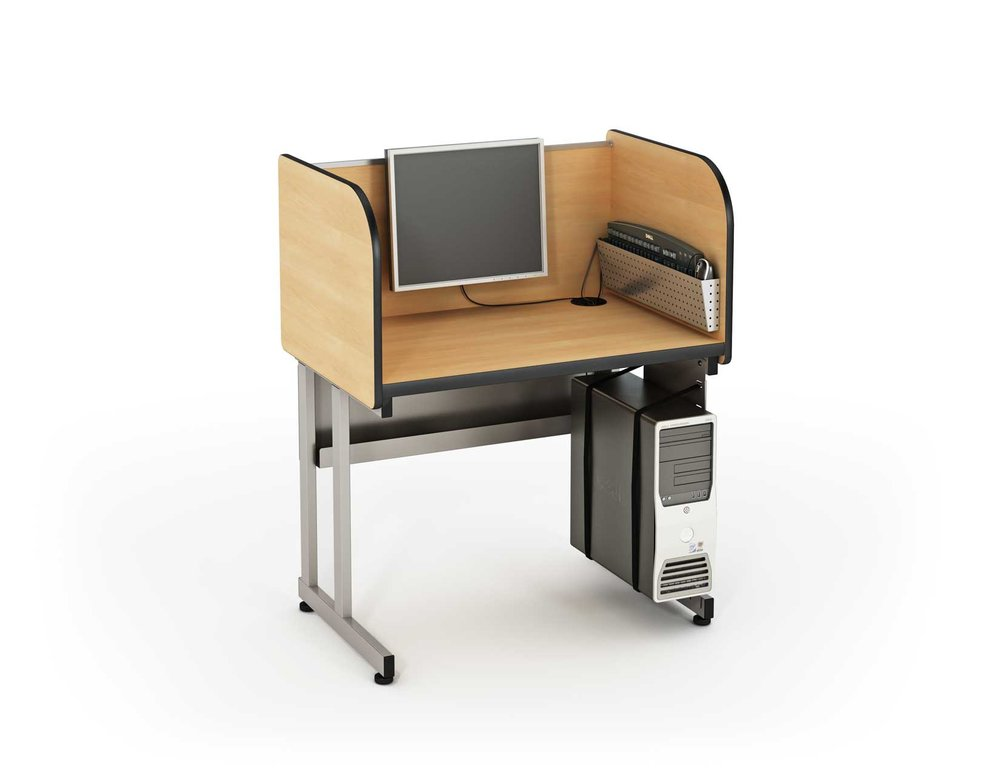 Testing Carrel - Student Table Series