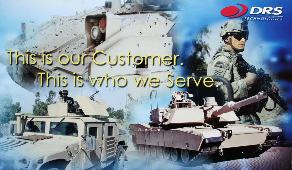 """Corporate Wall Hanging (36""""X60"""") This was done for a military contract and was hung in the main hallways though out the facility. There were five variations on this them."""