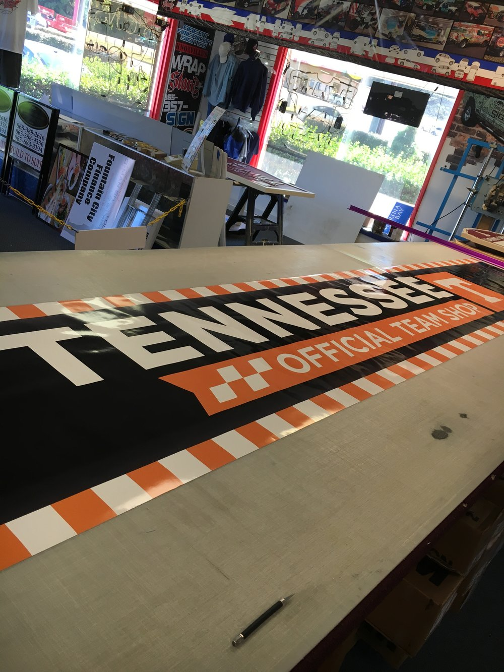 University of Tennessee Banner