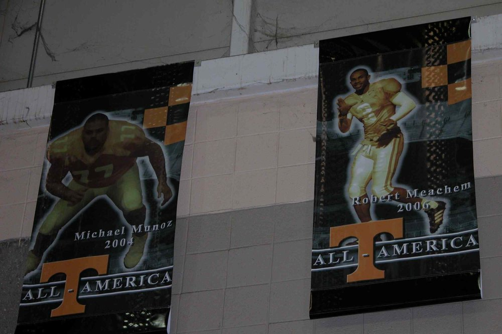 University of Tennessee Banners