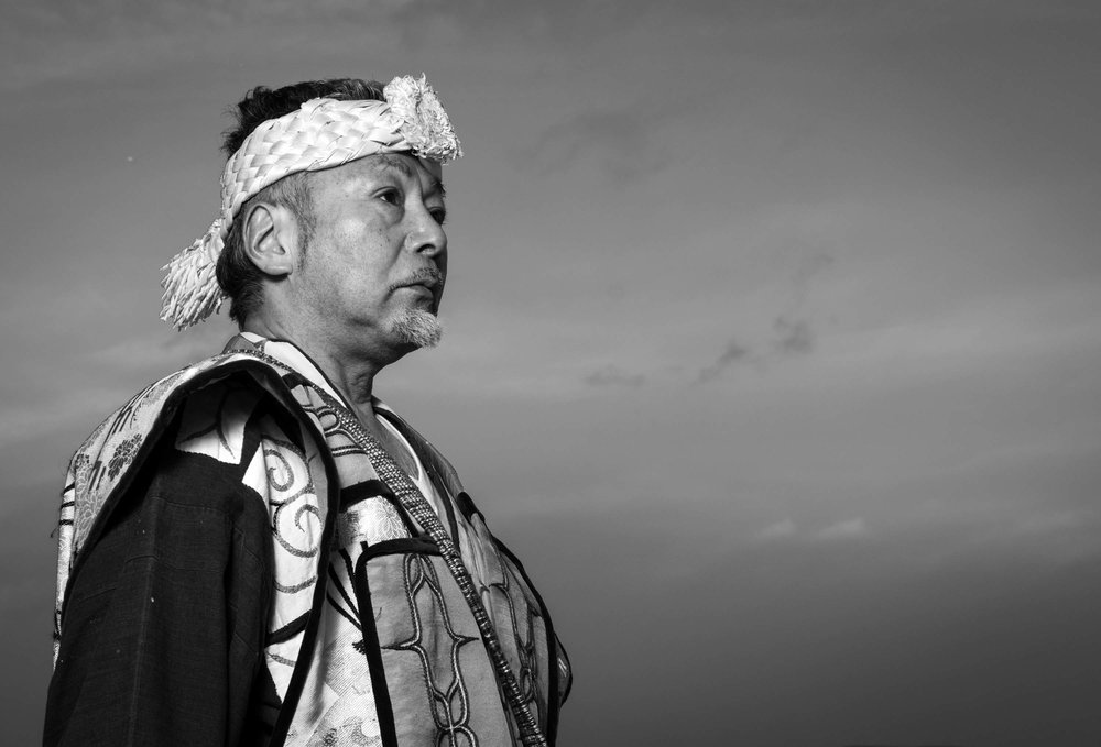 NATIVE IDENTITY - AN AINU STORY - This project will have its first showing at The Brunei Gallery of SOAS from October - December 2018, please mail me for more information......
