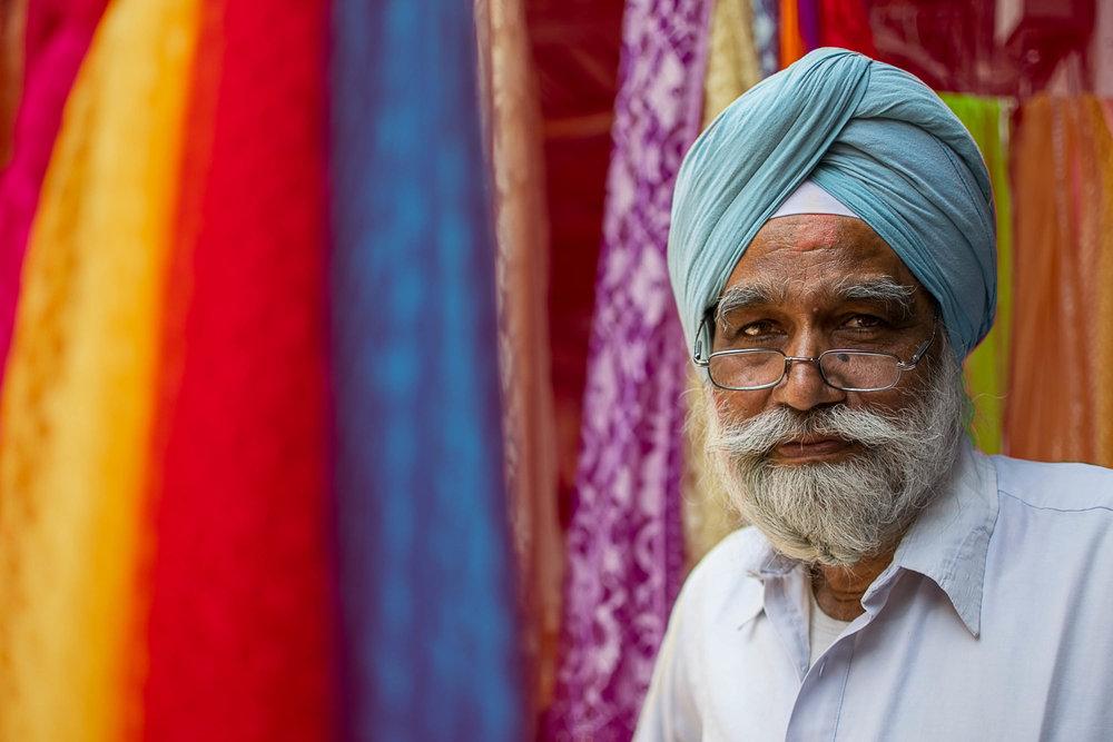 Street Portraits -