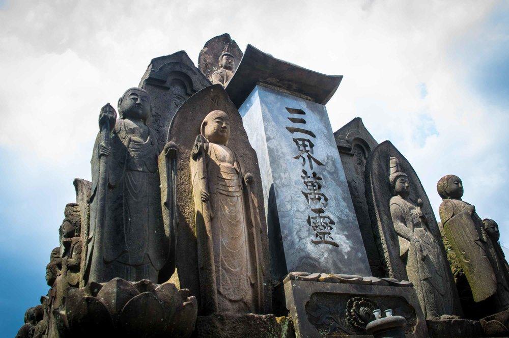 tokyo temple exhibition