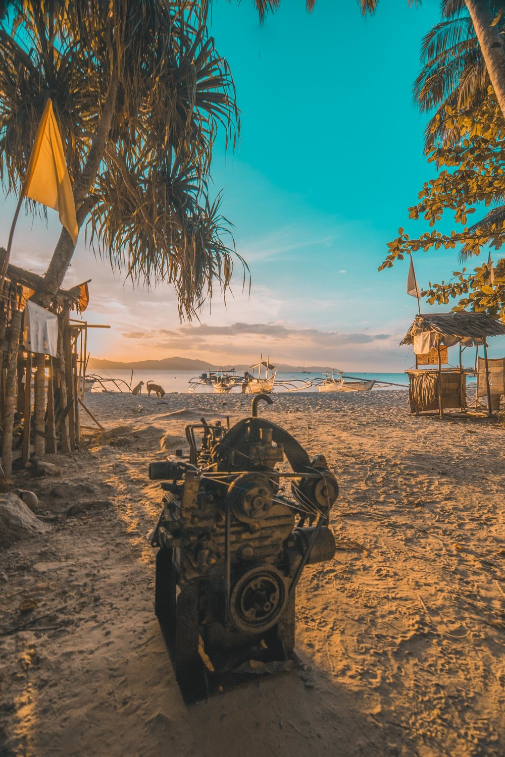 Engine On The Beach.jpg