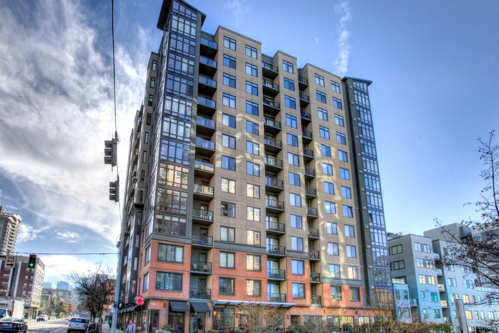 Avenue One Condominium
