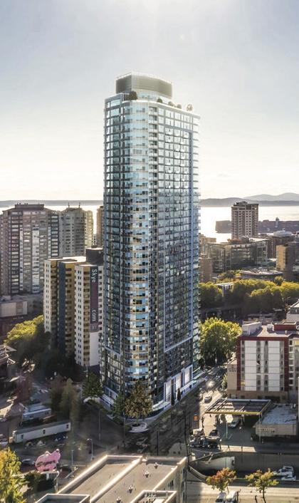 Spire Condominium High Rise