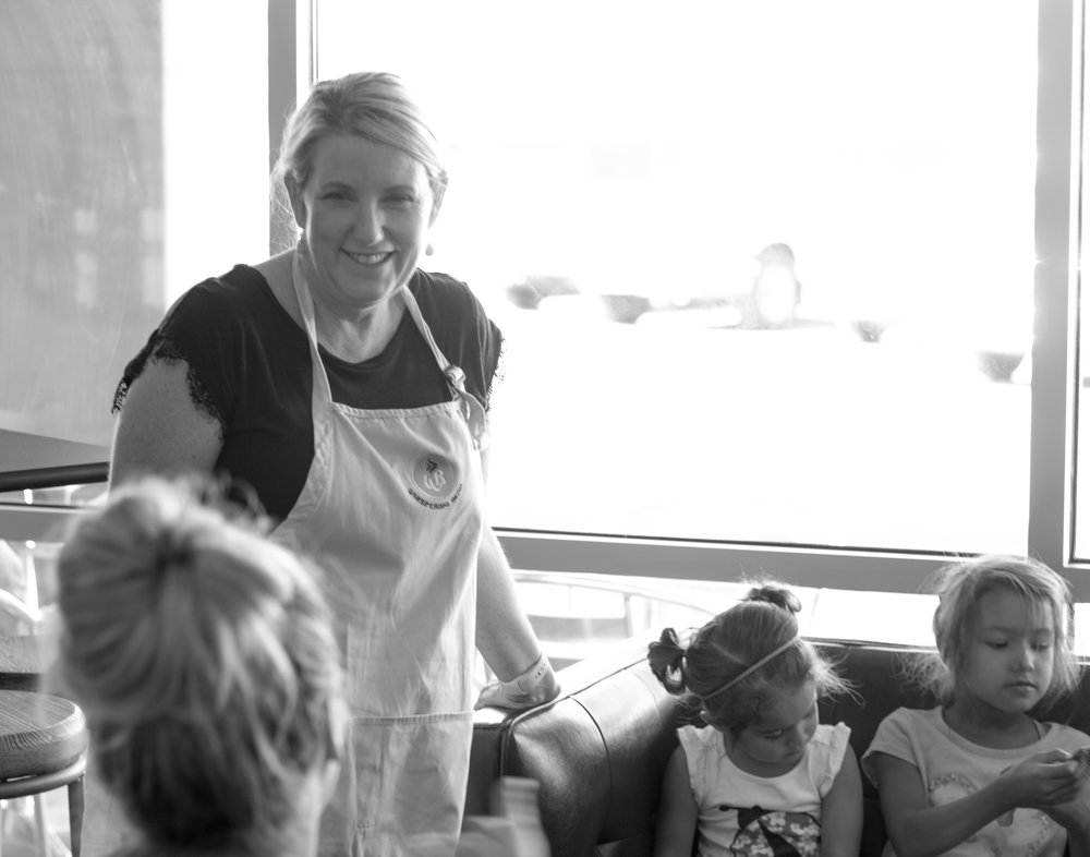 Community - Our coffee shop provides the opportunity for people to gather and be part of the local community.