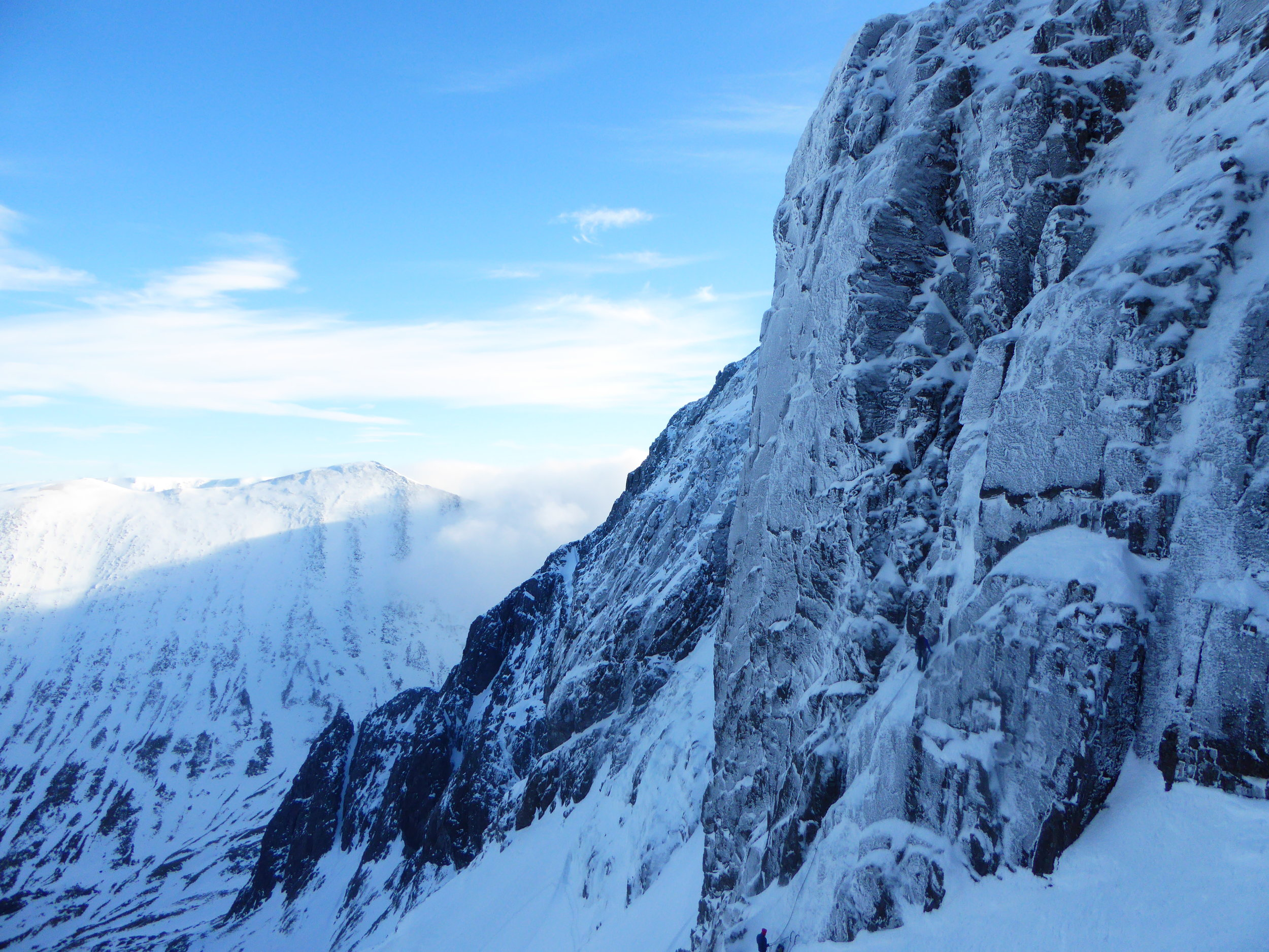 number 3 gully buttress