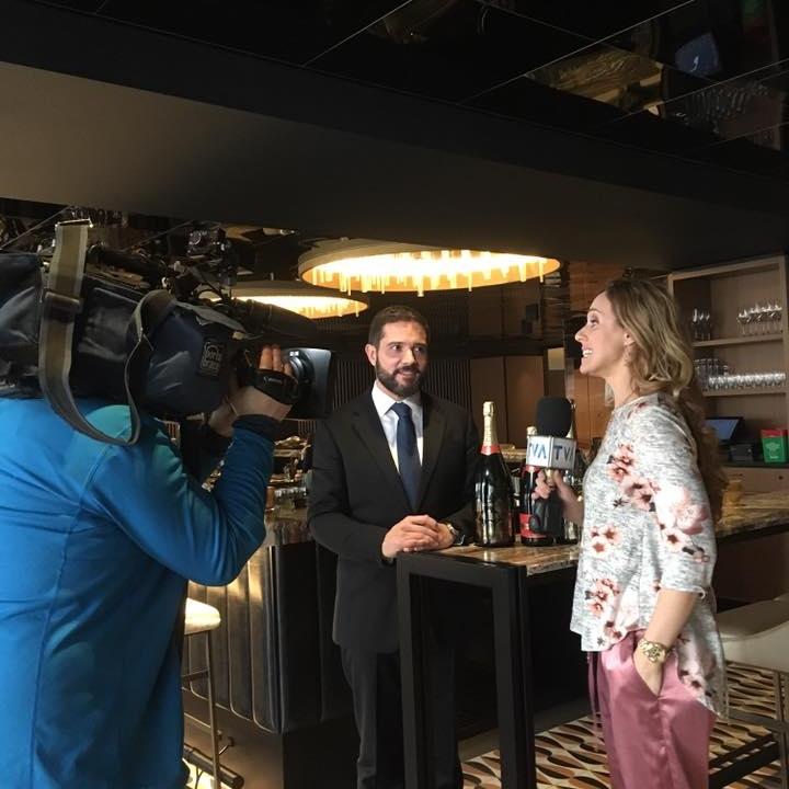Entrevue avec la reporter aux nouvelles culturelles Marie-Andrée Poulin de TVA et LCN
